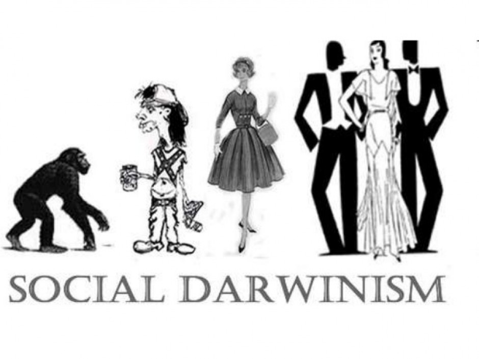 an analysis of the topic of the social darwinism and the concept of the survival of the fittest The 19th century philosopher herbert spencer promoted the idea of social darwinism social darwinism takes darwin's theories about survival of the fittest and natural selection and applies it social darwinism was the idea that human societies function in much the same way that nature does.
